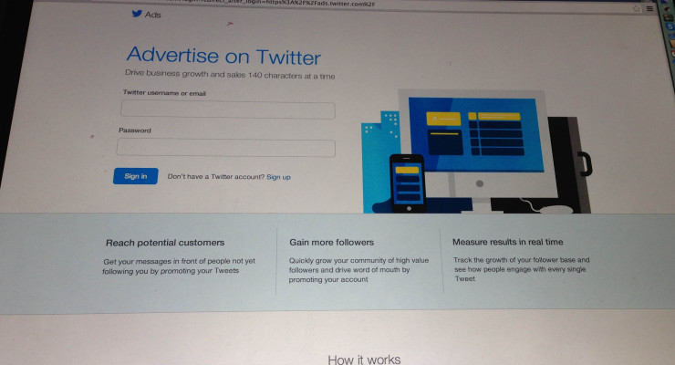 Twitter Now Allows Advertisers To Target Their Ads To Specific Email Addresses