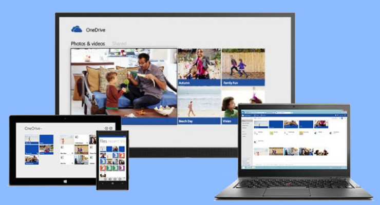 Microsoft gives cloud storage new boost with OneDrive