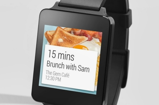 Android Wear takes on the Apple iWatch