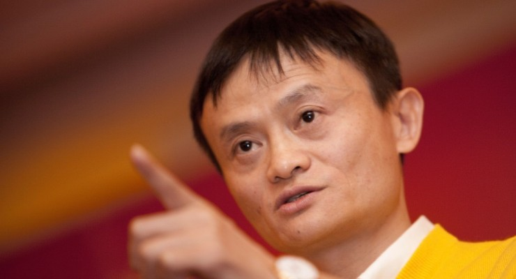 A letter to Alibaba investors by Jack Ma