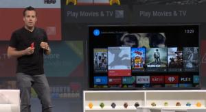 android TV, Chromecast