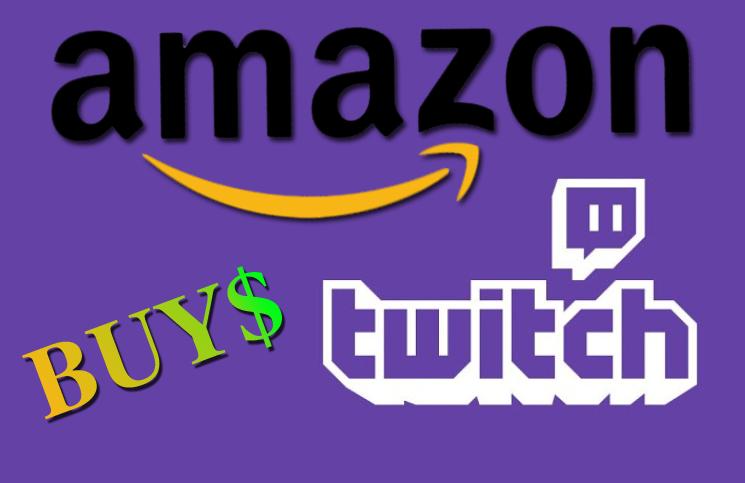 amazon, twitch, twitch deal