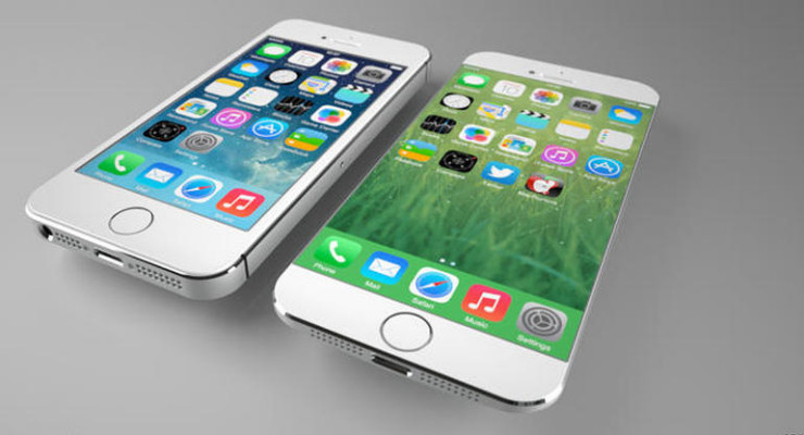 iPhone 6 debuts alongside Apple Watch and Apple Pay